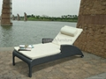 Hot Sell Swivel Garden Chair Coffe Table Outdoor