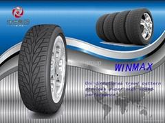 高性能轎車胎