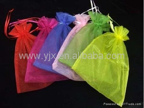organza  gift pouch for wedding  1