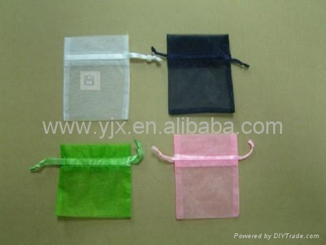 organza  gift pouch for wedding  2