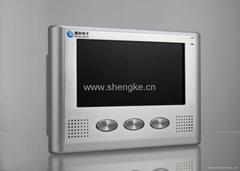 智能樓宇對講分機SK999CF26