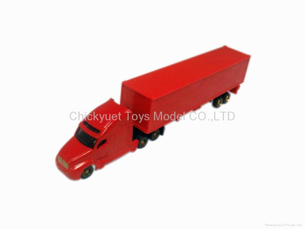 1:87 mini truck model 1