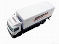 1:87 die cast model truck