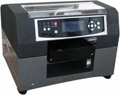 ID card flatbed printer