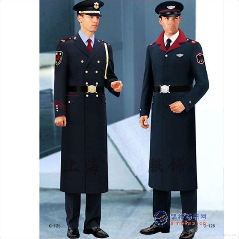 保安服 保安大衣  1