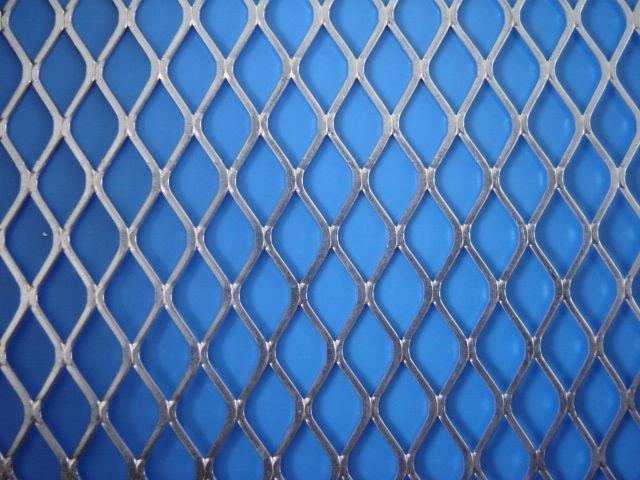 Expanded Metal Sheet China Wire Mesh Metallurgy