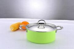 Soup Pot(SS304+AL+SS430)