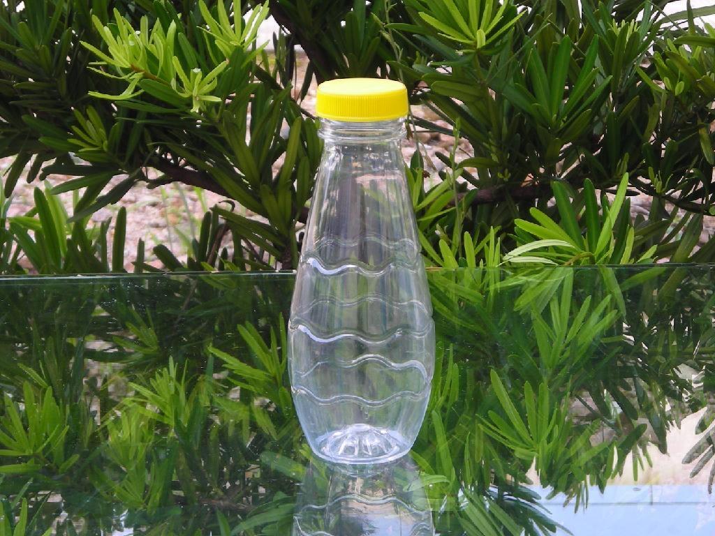 环保热灌装耐高温PP饮料瓶 1