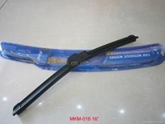 frameless flat soft car wiper blade