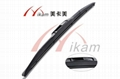 Soft frameless wiper blade