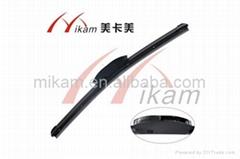 Universal soft wiper blade