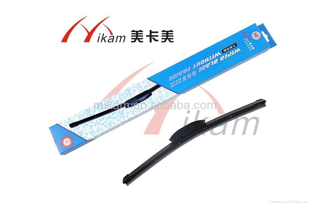 Universal soft wiper blade 5