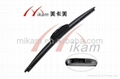 Fashion universal car soft wiper balde
