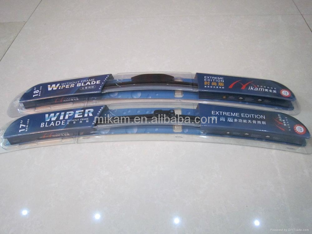 Fashion universal car soft wiper balde 5