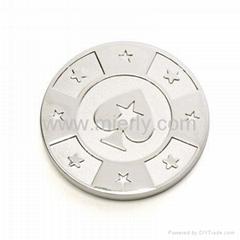 撲克紀念幣