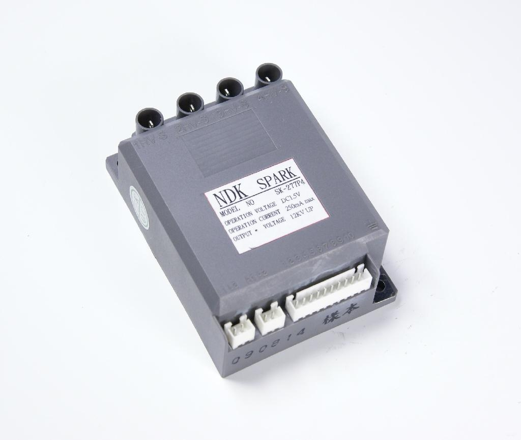 2~6 Channel AC Multi-Functional Ignition  2