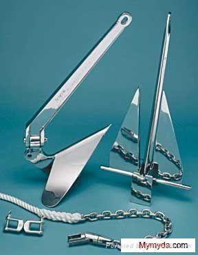 船錨 遊艇錨 5