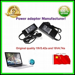 Laptop accessories adapter charger 19v 3.42a 4.74a power charger