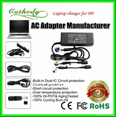 90W 19V 4.74A laptop hp Pavilion DV9000 DV8000 DV6000 notebook adapter