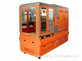 3D Laser leather engraving machine