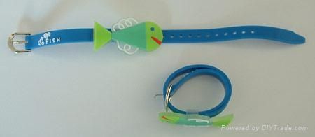 PVC手表带 3