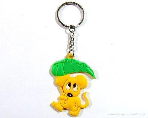 PVC钥匙扣 5