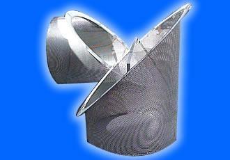 鋼板網軋花網濾芯 2