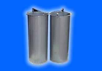 鋼板網軋花網濾芯 3