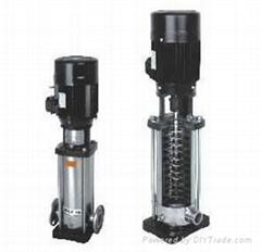 CDLF系列輕型不鏽鋼立式多級泵