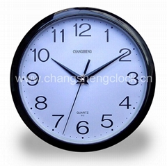 Promotional quartz wall clock