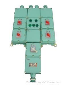 蘇州防爆動力檢修箱 1