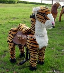 諸葛玩具馬 運動型
