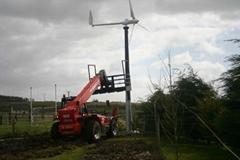 5kw Wind Power Generator (WH-5000)