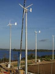 on-Grid or off-Grid Wind Turbine (WH-20000)