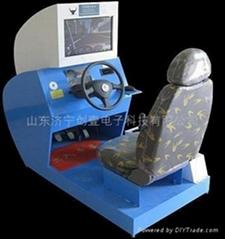 汽车驾驶模拟器价格