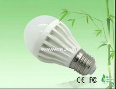 纳米材料E27LED球泡灯