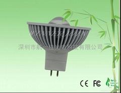 MR16 10WLED燈杯