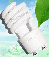 GU24 11-24W Half Spiral Energy Saving Lamp