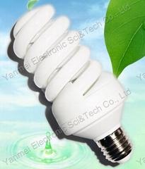 5-24W PBT Full Spiral Energy Saving Bulb