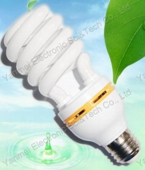 11-26W Pc Half Spiral Energy Saving Bulb