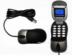 鼠标网络电话