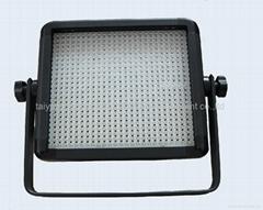 High power and CRI led camera light