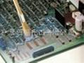 Electronic anti-corrosion paint