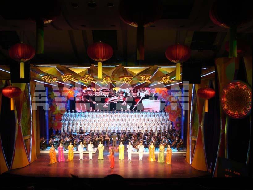 北京LED大屏幕租賃 1