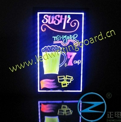 2012 new led pop sign
