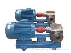 不锈钢齿轮泵 1