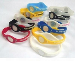 Power balance wristband silicone mix colors and size XS S M L XL