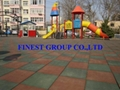 Playground Rubber Tegels