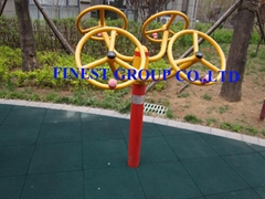 Playground tile