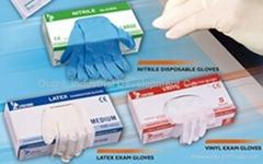 Latex Dental Gloves